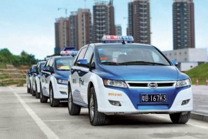 BYD-Е6-Taxi