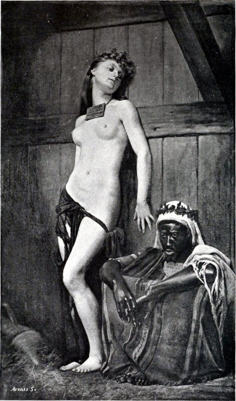 негры и белая замужняя женщина