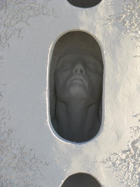 Sand sculpture 4