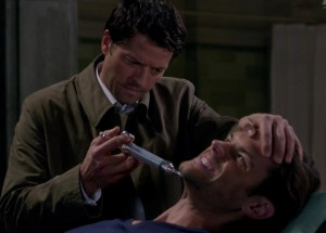 SPN_0911 Cas Sam give it to me