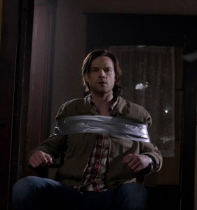 spn_919 Sam tied up