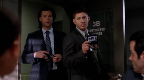 spn_920 Dean Sam FBI