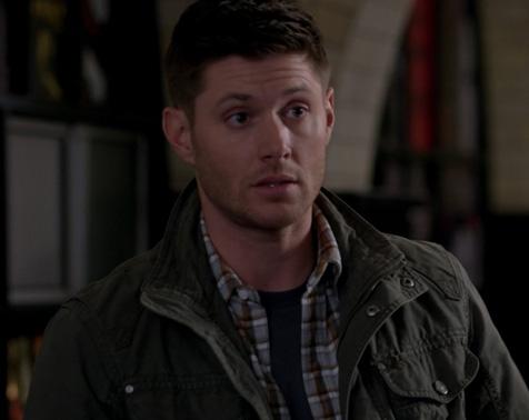 spn_920 Dean surprised
