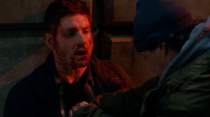 spn_923 Dean being killed