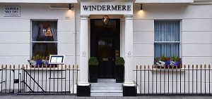 Windermere outside