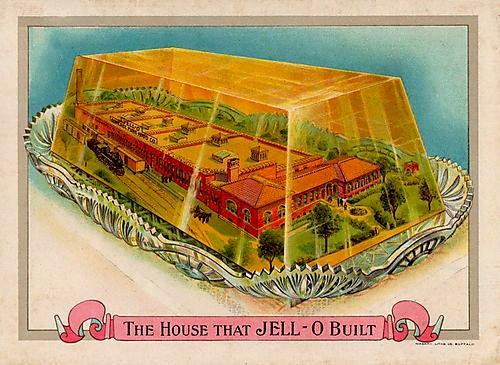 Jello house