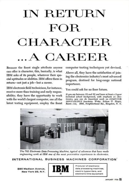 IBM 1957
