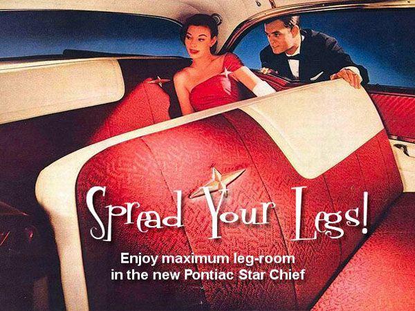 Pontiac fake ad