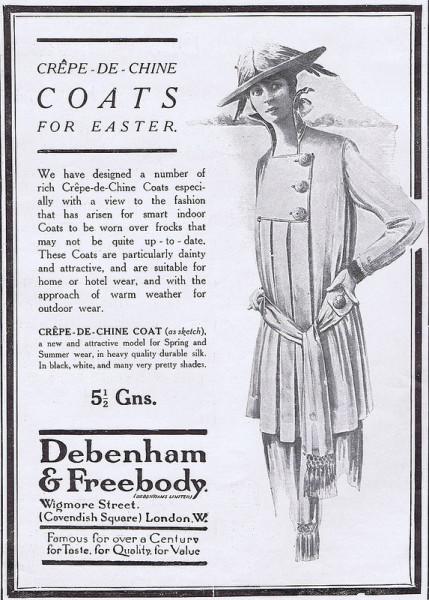 1916 Coats