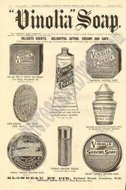 vinolia soap shaving 001 - 1892