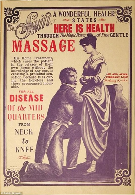 Hysteria massage