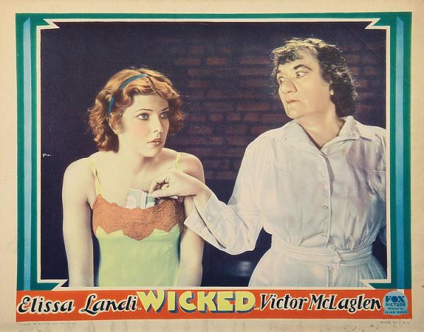 Wicked Elissa Landi Blanche Payson