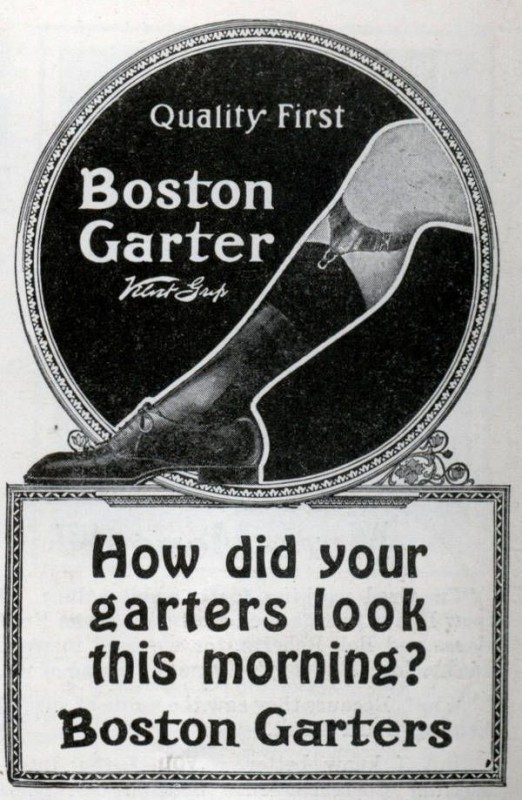 sock garters