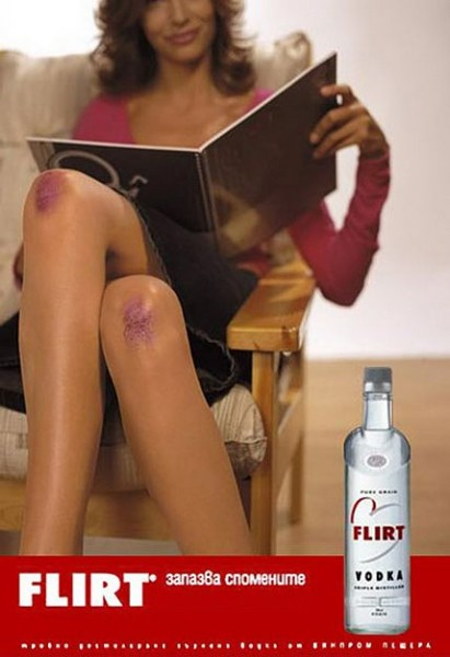 Rug burn vodka