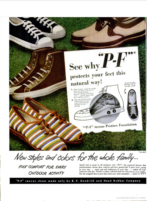 PF Shoes