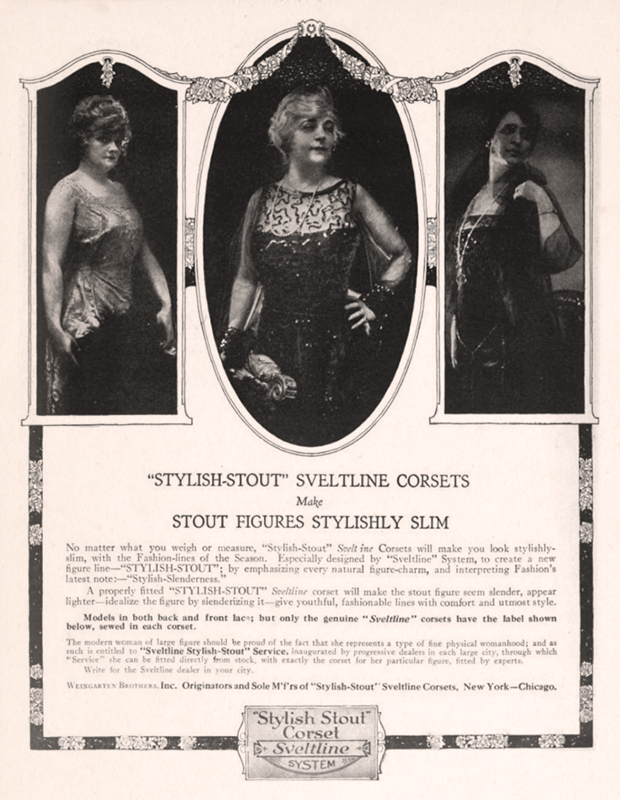 Stout corset