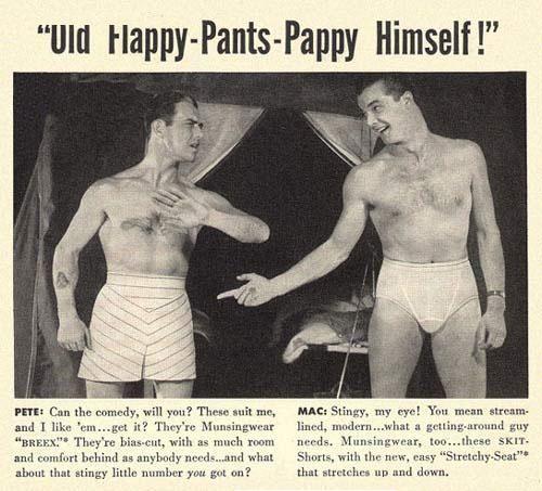 Happy pants