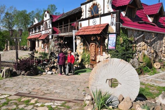 Туристический комплекс Беловодье