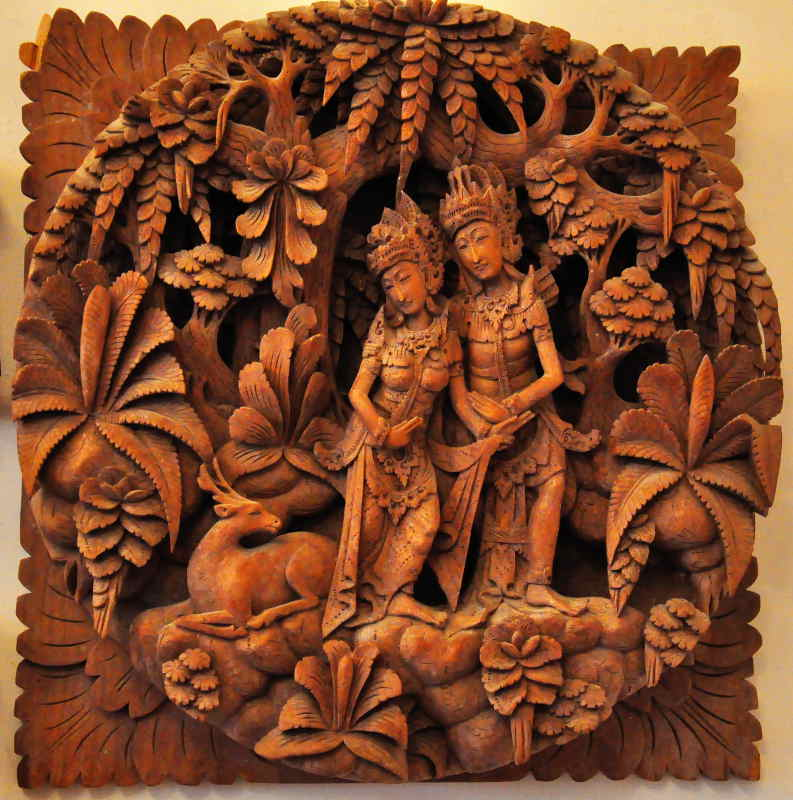 Уголок народных традиций