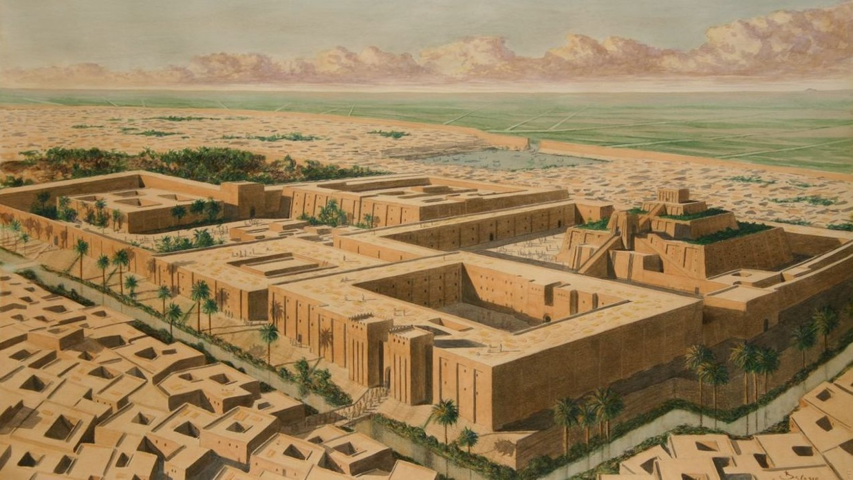 ancient Sumerian city-state Uruk ?.jpg