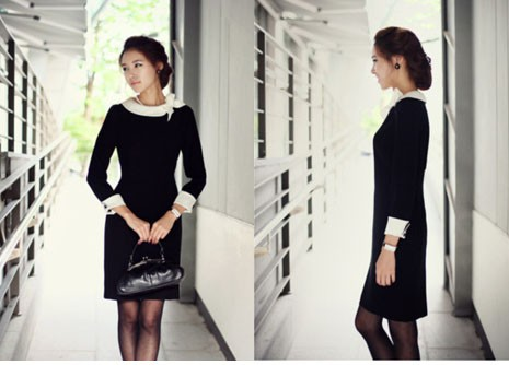 chanel-style dress