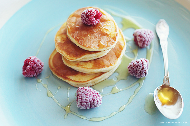 ricotta pancake by Sonya Khegay 02