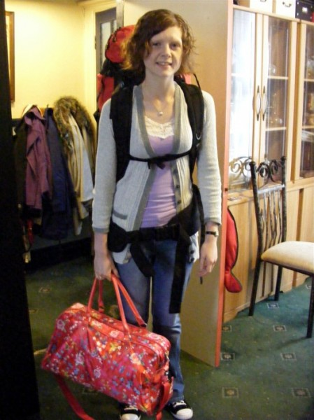 katherine sets off JPG