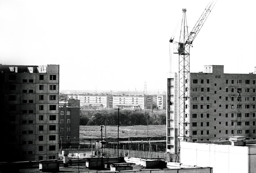 старые фото оренбурга