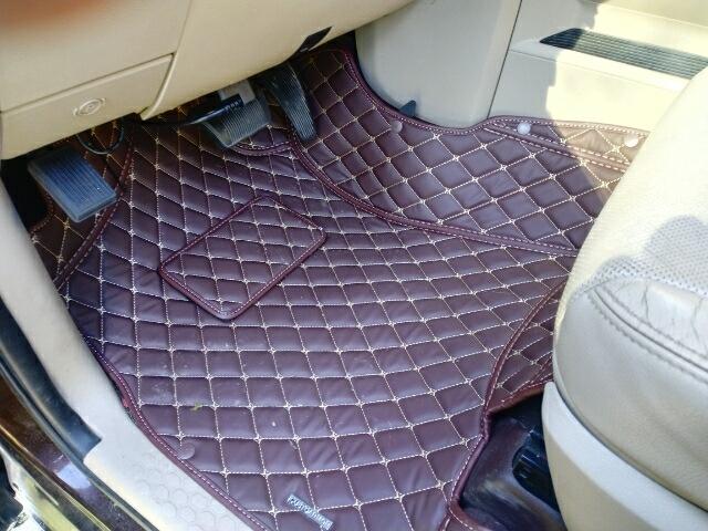 Diverse Types of Custom car floor mats