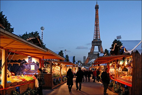 Christmas-market-Paris