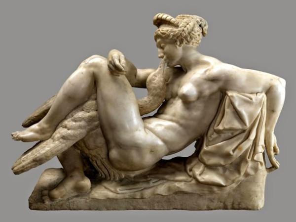 Classic+_Leda_Bartolomeo Ammannati, Leda e il cigno, 1535-1540