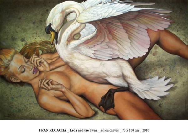 lying_Leda_Fran Recacha_2010