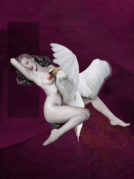 sitting_Leda_Leda & the Swan by Lina Reinsbakken_2