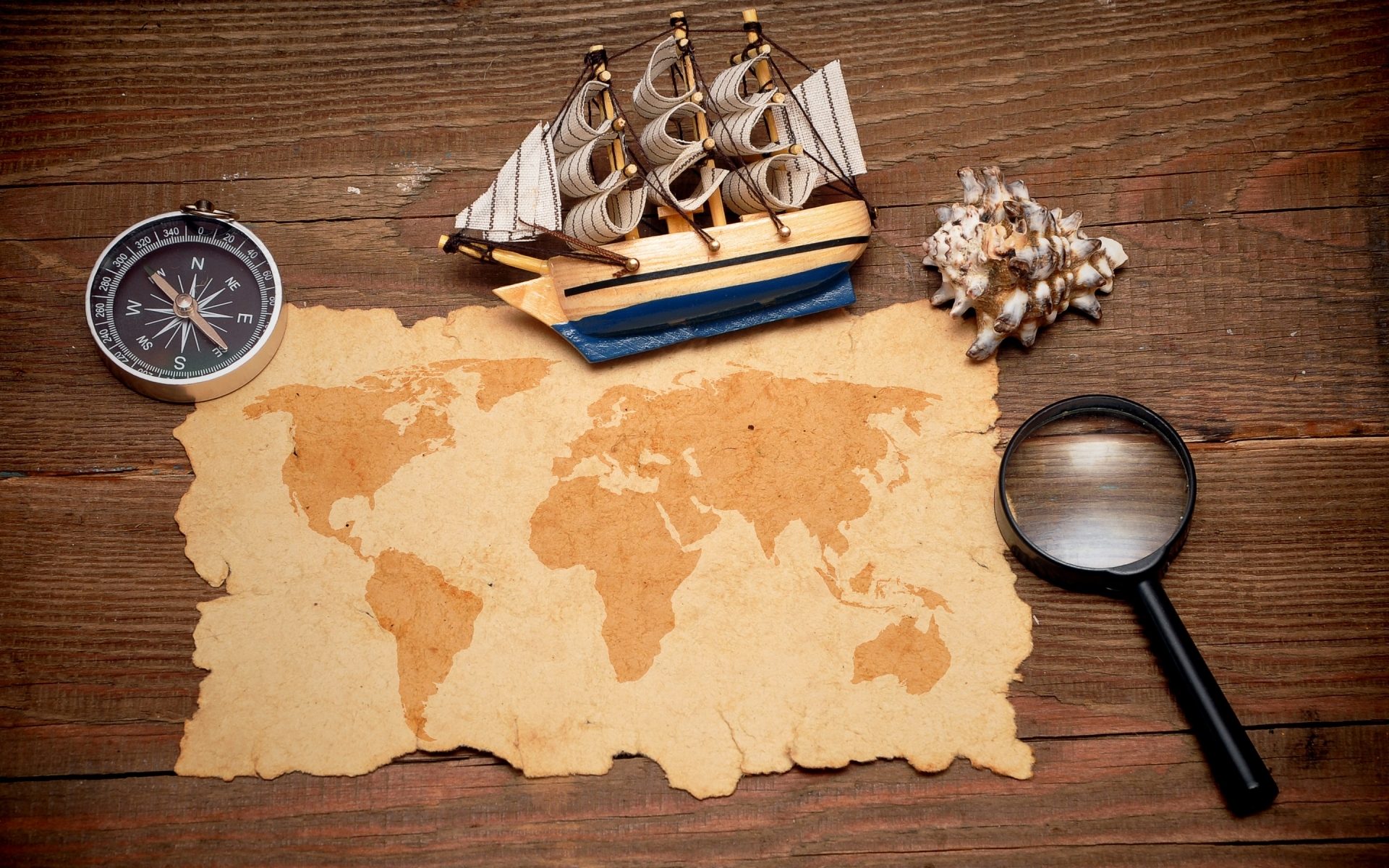 Around the world - Вокруг света