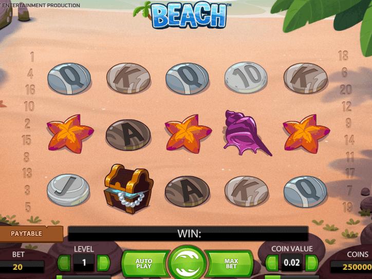 Beach слот
