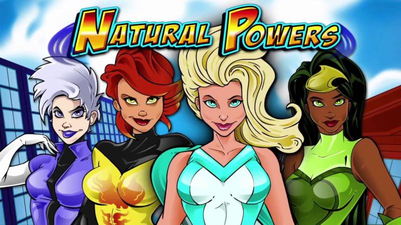 Natural Powers игровой слот