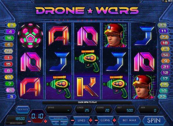 Drone Wars слот