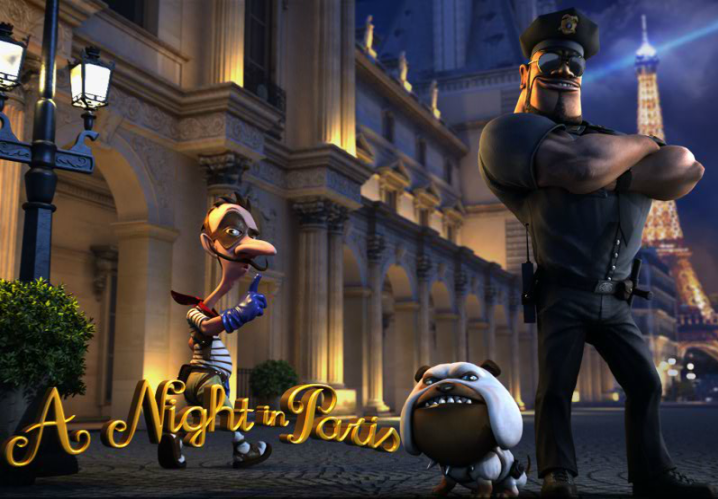 A Night In Paris слот