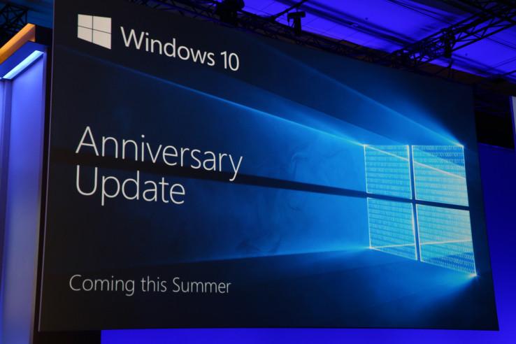 Интересные функций в обновлении Windows 10