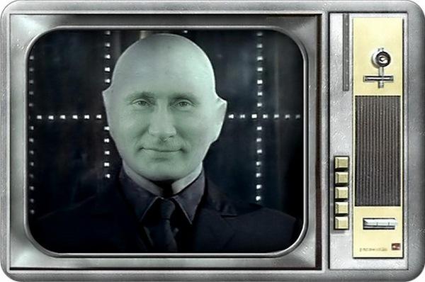Путин-Фантомас