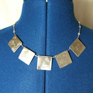 Evolution necklace