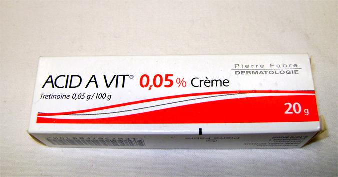 tretinoine cream