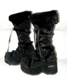 el dante boots pic
