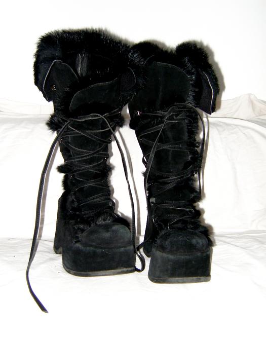 el dante boots front