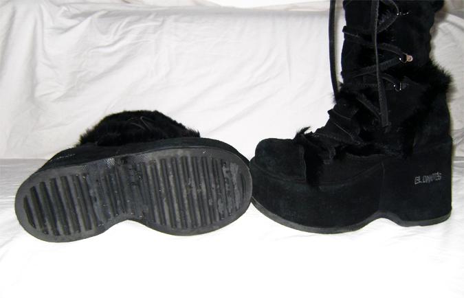 el dante boots sole