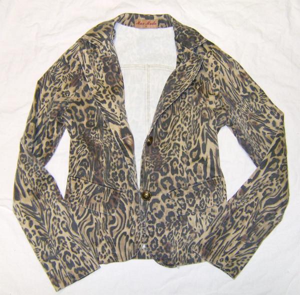 leo jacket colbert