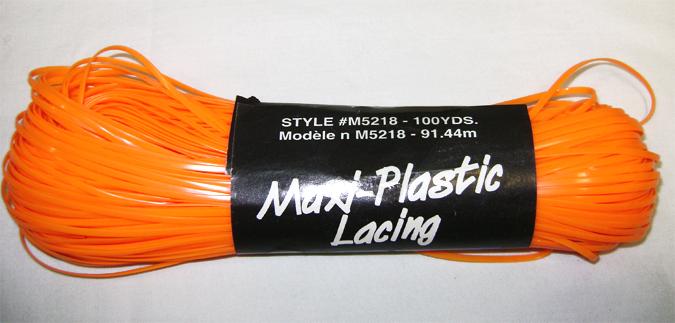 neon orange maxi lace