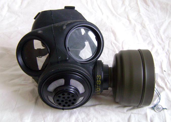 gass mask