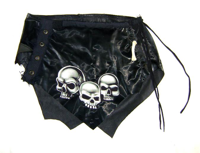 voodoo flap skirt front