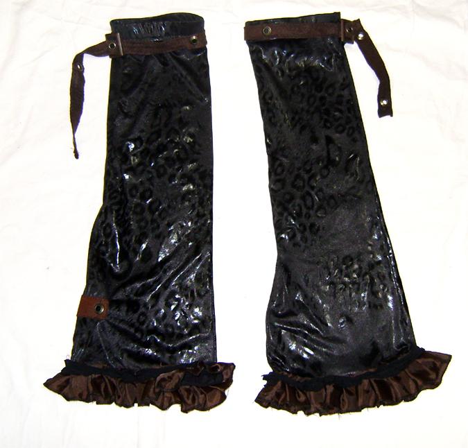 steampunk legwarmers